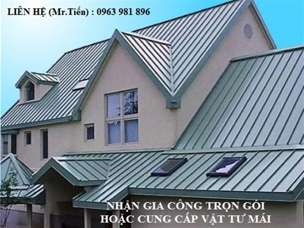 Cung cap vat tu, thi cong mai nha tai Thai Nguyen nam 2020.jpg