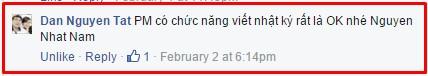Nguyen-Tat-Dan-nhan-xet-tinh-năng-ghi-nhat-ky-QLCL-GXD.jpg