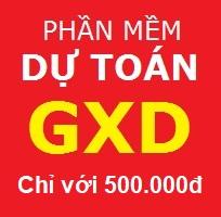 Mua phần mềm Dự toán GXD, Đấu thầu GXD, Thanh Quyết toán GXD, Quản lý chất lượng GXD